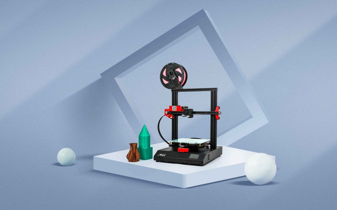 These 4 Features What Makes ANET ET4 3D Printer Special